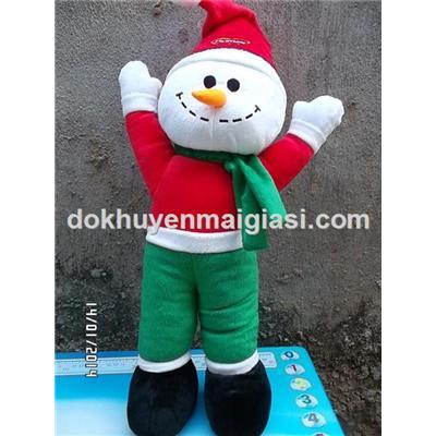 Gối ôm người tuyết Dumex - Cao 50cm