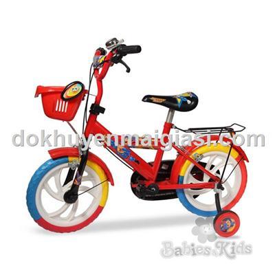 Đỏ: Xe đạp nhựa Chợ Lớn hình chú hề cho bé 2 - 4 tuổi - Phí giao hàng tính riêng 30 ngàn