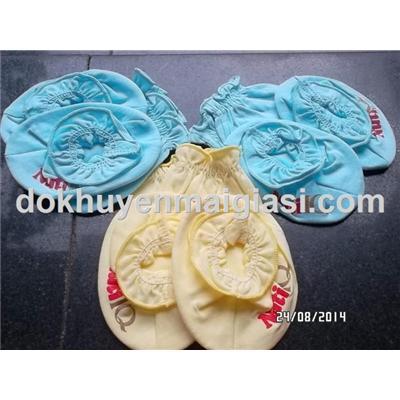 Bộ 3 cặp (6 đôi) vớ tay chân Nuti cho bé sơ sinh