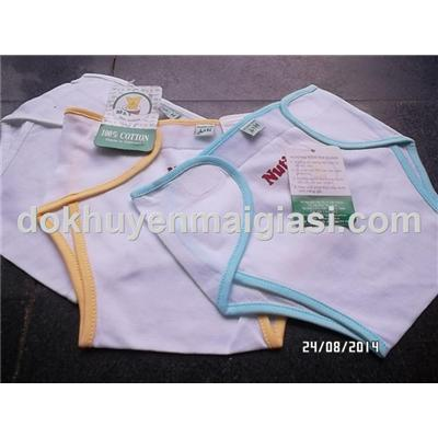Bộ 3 tã dán Nuti bằng vải cho bé sơ sinh