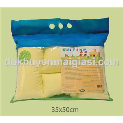 Gối Kids Pillow cao cấp cho bé 3 - 12 tuổi, kích thước: 35 x 50 cm