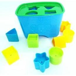 Hộp vuông thả khối Abbott bằng nhựa