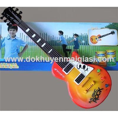 Đàn ghita music Rock Enfa - Tặng pin