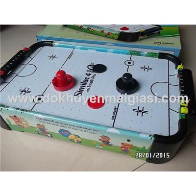 """Bộ trò chơi """"Ai nhanh hơn với Hockey"""" dùng pin của sữa Abbott tặng - Tặng kèm 6 viên pin"""