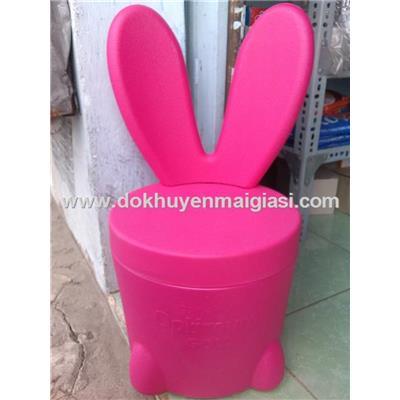 Thỏ hồng: Ghế nhựa thông minh Dielac Optimum 2 trong 1 cho bé - Giao hàng tính phí riêng 10 ngàn