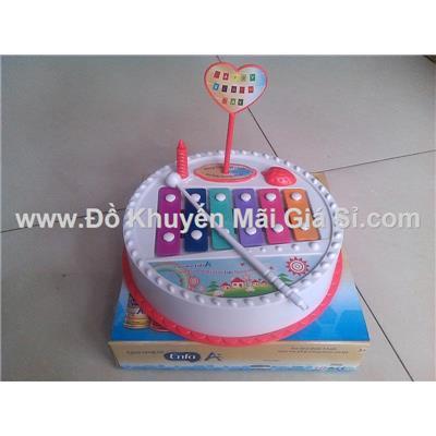 Đàn gõ hình bánh sinh nhật Enfa