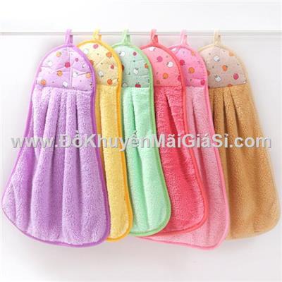 Bộ 2 khăn lau tay cotton siêu mềm