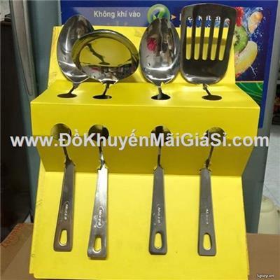 Bộ dụng cụ nhà bếp Inox cao cấp 4 món Maggi tặng
