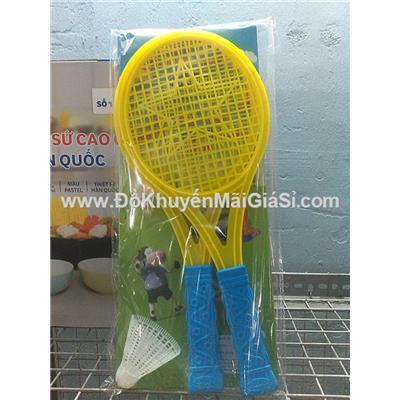 Bộ vợt cầu lông Vinamilk bằng nhựa cho bé