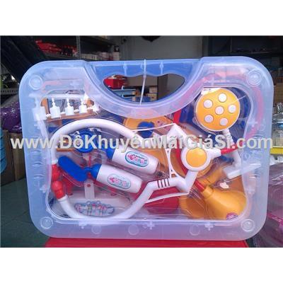 Bộ đồ chơi bác sỹ 12 món có hộp đẹp