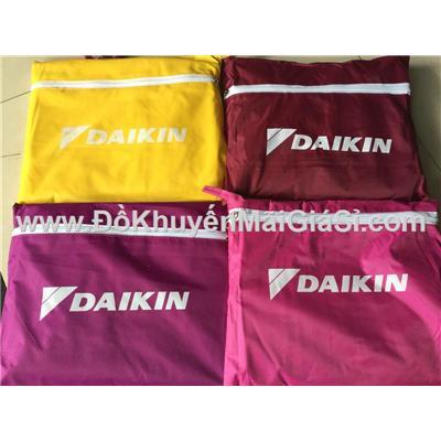 Áo mưa cánh dơi vải dù Daikin dành cho người lớn