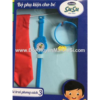 Bộ phụ kiện Susu cho bé trai mẫu 3