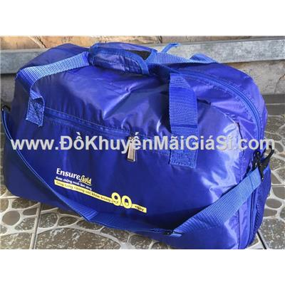 Túi xách du lịch cao cấp Ensure cỡ lớn nhiều ngăn - Có ngăn đựng giày riêng - Kt: (50 x 24 x 34) cm