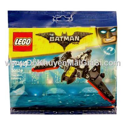 Bịch Lego Batman Movie 30524 80 chi tiết - Máy bay cánh dơi