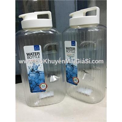 Bình nhựa Lock & Lock 2.6 lít nắp bật HAP739