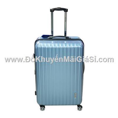 Vali kéo du lịch có khóa số Lock&Lock Travel Zone LTZ994LBTSA 20 in - Màu xanh