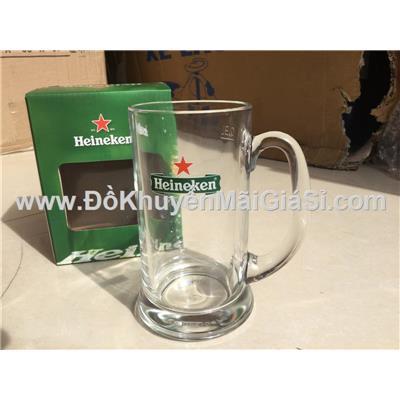 Ly bia đẳng cấp Heineken nhập khẩu Italy - Dung tích 350 ml