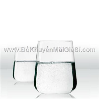 Bộ 2 ly thủy tinh pha lê cao cấp Spiegelau Đức 430 ml - Ly thấp