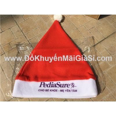 Nón Noel PediaSure thích hợp cho cả em bé và người lớn