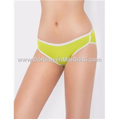 Combo 2 quần lót nữ cao cấp Mini Young viền thun iBasic PANY003 - Size M, 2 màu khác nhau
