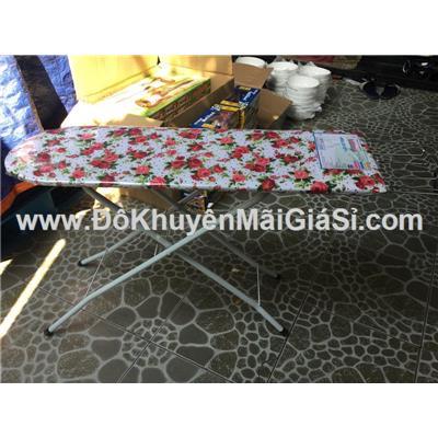 Bàn để ủi quần áo đứng KoKOmega, sữa Nuti tặng - Kt: (30 x 98) cm - Phí giao hàng tính riêng 10 ngàn