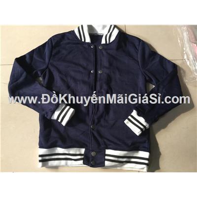 Áo khoác Axe vải thun lót nỉ cho nam - Size S (63 X 51) cm
