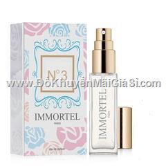 Nước hoa Pháp Immortel No.3 8 ml dạng xịt - Hương thơm cá tính