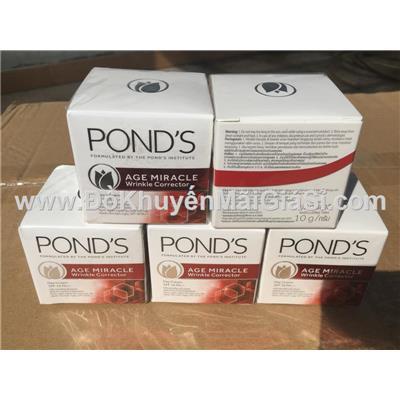 Combo 5 hũ kem dưỡng cao cấp ngăn ngừa lão hoá ban ngày 10g Pond