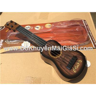 Đồ chơi đàn guitar cỡ nhỏ cho bé - Kt: (32.5 x 10 x 3) cm