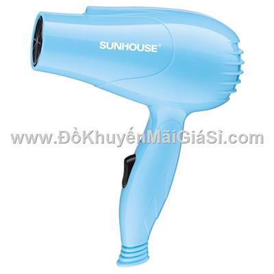 Máy sấy tóc Sunhouse SHD2305 màu xanh
