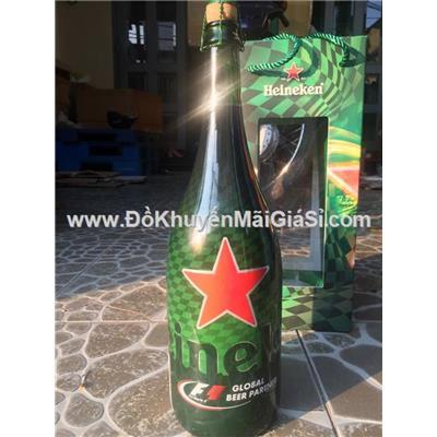 Siêu phẩm chai bia Heineken Magnum dung tích 1.5 lít nhập khẩu Hà Lan - Phiên bản F1