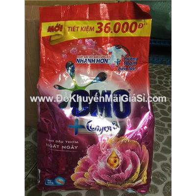 Bột giặt Omo Comfort tinh dầu thơm bịch 4.1 kg - Màu hồng  Bot giat Omo Comfort tinh dau thom bich 4.1 kg - Mau hong