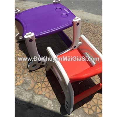 Bộ bàn ghế đa năng PediaSure 3 trong 1 cho bé - Phí giao hàng tính riêng 30 ngàn