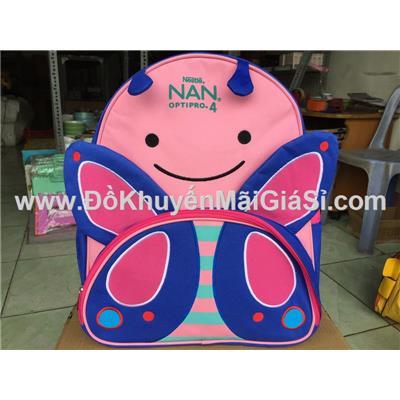 Balo Nan hình bướm nhiều ngăn cho bé tiểu học  Balo Nan hinh buom nhieu ngan cho be tieu hoc