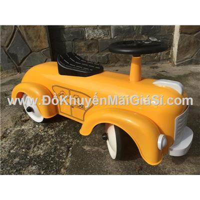 Xe taxi chòi chân Nuti bằng nhựa cho bé <= 25 ký - Kt: (78 x 25 x 35) cm - Phí giao hàng tính riêng 10 ngàn