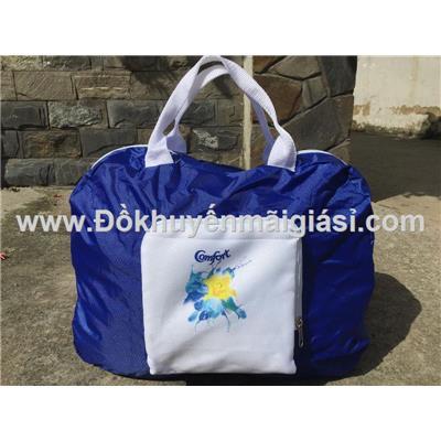 Túi xách xếp gọn Comfort chống ướt tuyệt đối - Kt: (38 x 23 x 28) cm