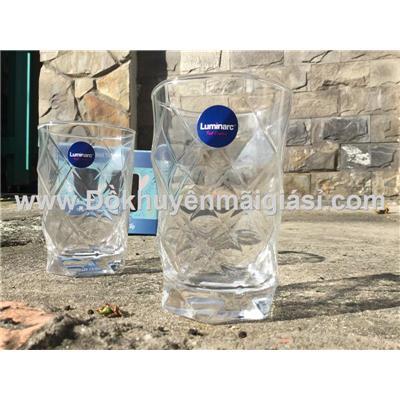 Bộ 6 ly thủy tinh Luminarc Lourve 350ml - N1807