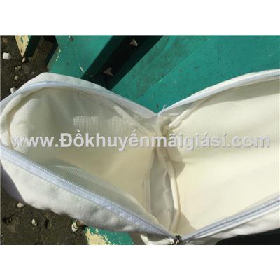 Balo Comfort trắng nhỏ xinh cho bé yêu - Kt: (20.5 x 8 x 26) cm