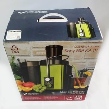 Máy ép trái cây cao cấp Sony ILIAN EZ160718 - Kt: (31 x 35.5 x 22 ) cm  May ep trai cay cao cap Sony ILIAN EZ160718 - Kt: (31 x 35.5 x 22 ) cm