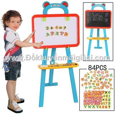 Bộ bảng học và vẽ thông minh Abott Grow có giá đỡ  Bo bang hoc va ve thong minh Abott Grow co gia do