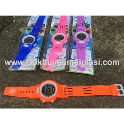 Đồng hồ điện tử đeo tay Dutch Lady cho bé - Vui lòng chọn màu khi đặt hàng