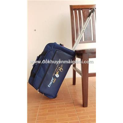 Túi kéo du lịch Ensure Gold nhiều ngăn - Kt: (50 x 30 x 40) cm