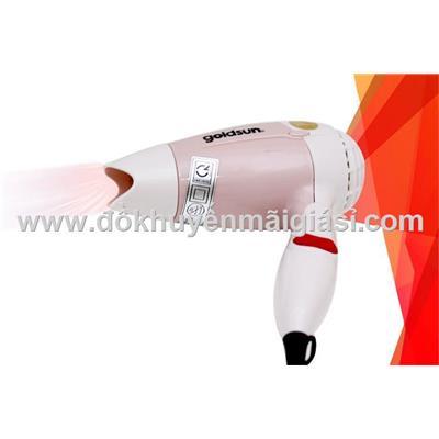 Máy sấy tóc Goldsun HD-GXD851 - Màu hồng