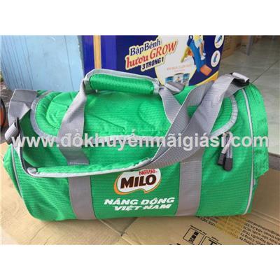 Túi xách du lịch, thể thao có ngăn đựng giày Milo
