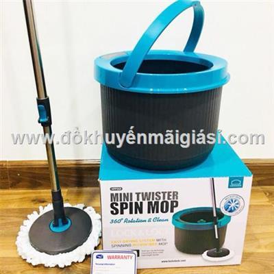 Bộ lau nhà 360 độ mini Twister Lock&Lock HPP345