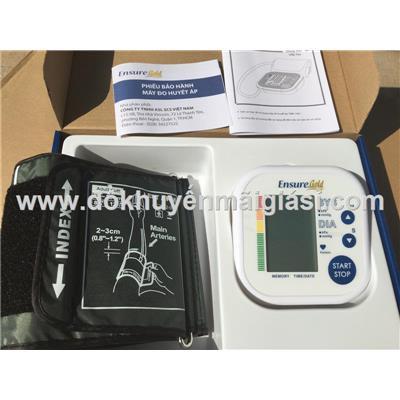 Máy đo huyết áp bắp tay Ensure Gold TMB-1491, kèm pin