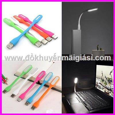 Đèn Led cắm cổng USB Laptop, pin sạc