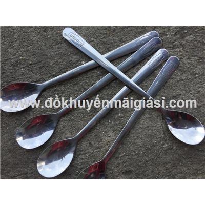 Bộ 5 muỗng inox Lipton pha cà phê/ trà - Muỗng dài 18.7 cm  Bo 5 muong inox Lipton pha ca phe/ tra - Muong dai 18.7 cm