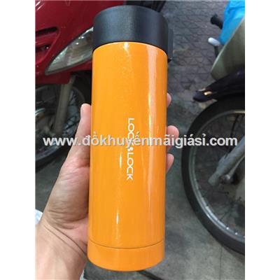 Bình giữ nhiệt Lock&Lock DAILY 300ml P-1508PUP - Màu cam