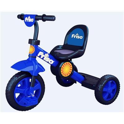 Xe đạp 3 bánh Friso - Nhựa Chợ Lớn L11 THUNDER MÀU XANH - Hàng giao nguyên thùng chưa lắp ráp